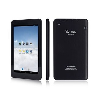 IVIEW-733TPC with Quad Core Cortex A7, 1.3Ghz Android 4.4 tablet