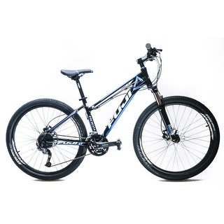 "Fuji Addy Comp 1.3D 17"" Women's 26"" Hardtail MTB Bike Shimano 3 x 9s Black NEW"
