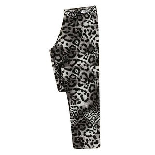 Girls Leggings Kids Cheetah Print Stretch Pants Pulla Bulla Sizes 2-10 Years