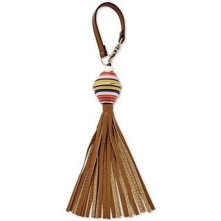 Fossil Womens Fashion Keychain Tassel Charm - o/s