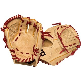 Nokona Alpha Select Left Handed Thrower 9-inch Youth Leather Baseball Glove S-50/R