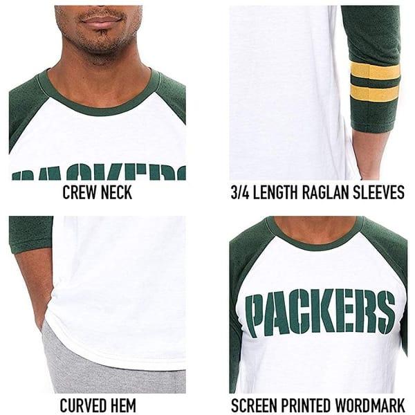 Ultra Game NFL Mens Active Long Sleeve Tee Shirt