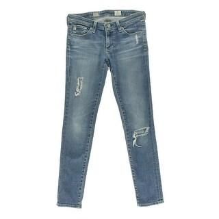 Adriano Goldschmied Womens Skinny Legging Ankle Jeans - 31