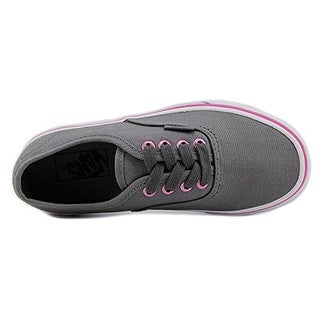 VANS Kids Multi Eyelets Authentic Perf/Hot Pink VN0004J1K4W Youth 2