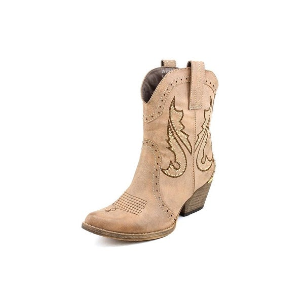 65fac8b9f26 Shop Very Volatile Markie Women Pointed Toe Synthetic Western Boot ...