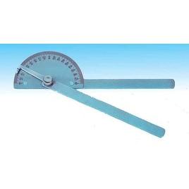 "Stainless Steel 8"" Goniometer"