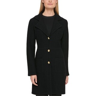 Link to DKNY Womens Topper Jacket, black, 2 Similar Items in Women's Outerwear