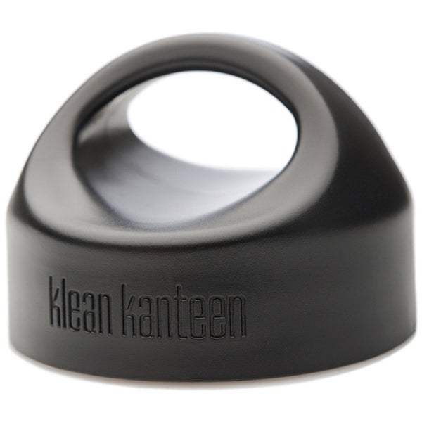 Klean Kanteen Stainless Wide Mouth Bottle Loop Cap