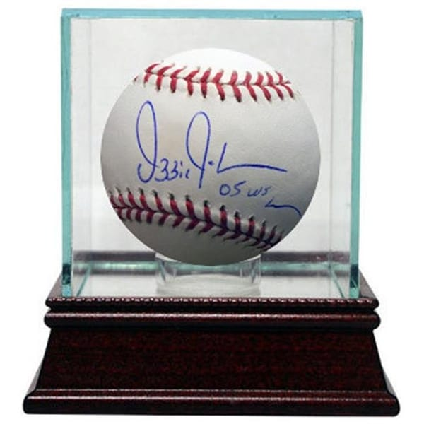 25851227029 Shop CTBL-G14967 Ozzie Guillen Signed Official Major League Baseball wit -  Free Shipping Today - Overstock - 23953280