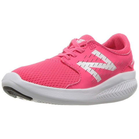 Kids New Balance Girls kacstpwi Low Top Lace Up Walking Shoes
