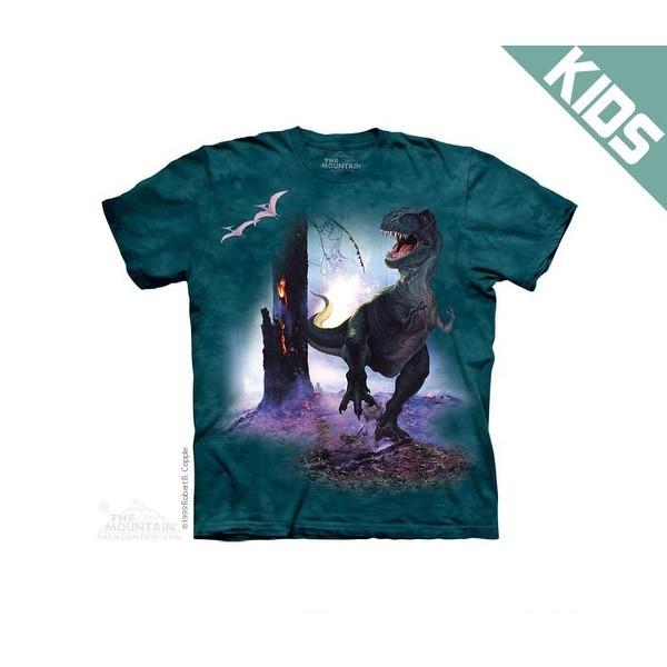 The Mountain Rex T-Rex Child T-shirt