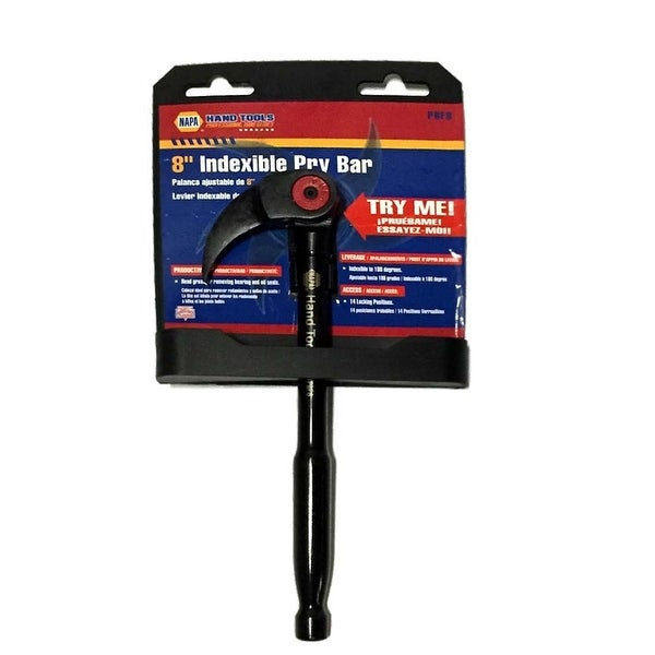Shop 8 Inch Indexible Adjustable Pry Bar