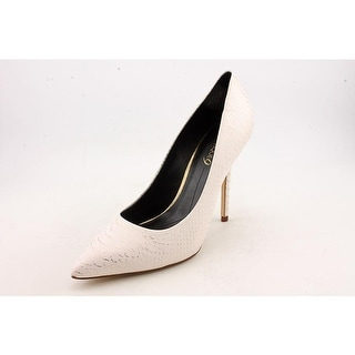 Boutique 9 Justine Pointed Toe Leather Heels