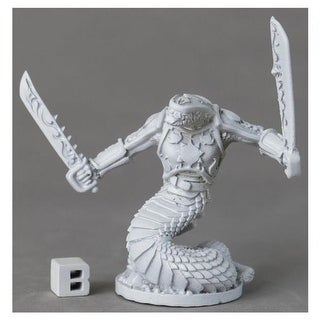 Reaper Miniatures REM03887 DHL Nagendra Captain Game