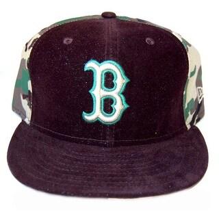 4c3516721 Bon New Era 950 Orig Fit Strapback Boston Red Sox Branco