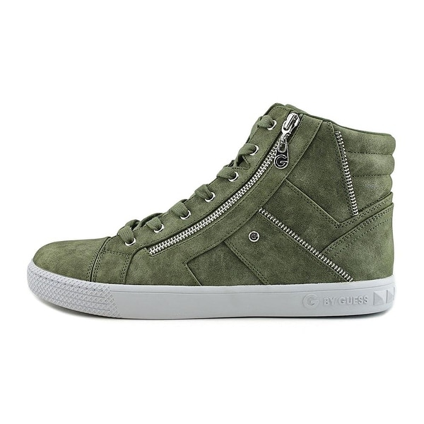 G by Guess Womens maker Hight Top Lace Up Basketball Shoes