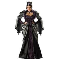 Wicked Queen Costume Adult Plus