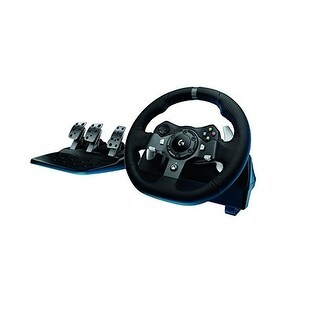 Logitech 941-000121 G920 Driving Force Racing Wheel For Xbox One And Windows