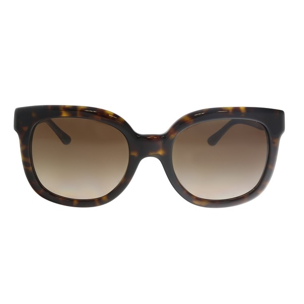 713c68f991c Shop Tory Burch TY7104 137813 Havana Square Sunglasses - 54-21-140 ...