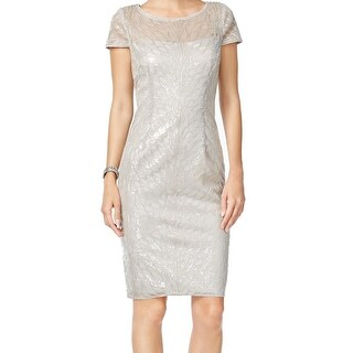 Silver Dresses - Overstock.com Shopping - Dresses To Fit Any Occasion