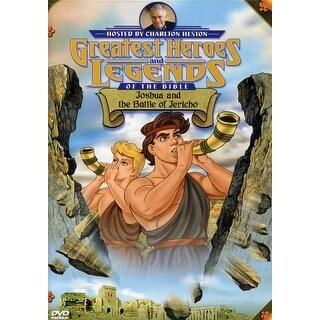 Joshua & the Battle of Jericho [DVD]