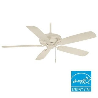 "MinkaAire Sunseeker 60"" 5 Blade Indoor Ceiling Fan with Blades Included"
