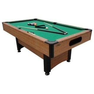 "Mizerak Dynasty Space Saver 78"" L Billiard Table W Accessories / P1253W"