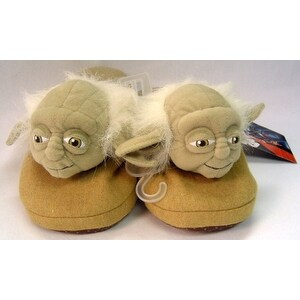 Star Wars Slippers Yoda Small