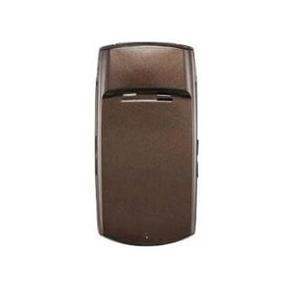 OEM Samsung U810 Standard Battery Door - Brown (Bulk Packaging)