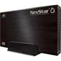 """""""Vantec NST-366S3-BK Vantec NexStar 6G NST-366S3-BK Drive Enclosure External - Black - 1 x Total Bay - 1 x 3.5"""" Bay - USB"""