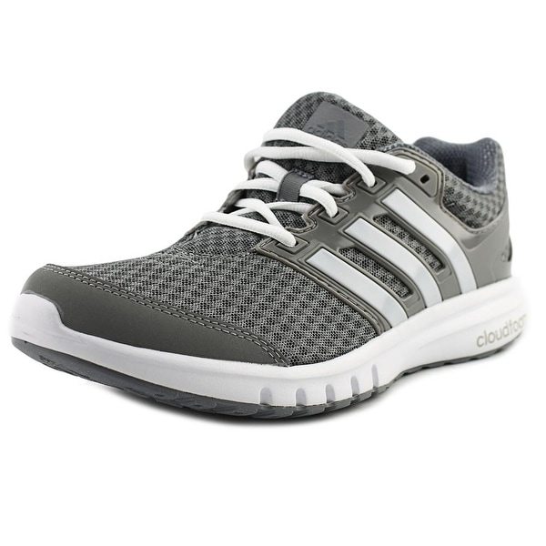 Adidas Galaxy 2 Elite W Men Round Toe Synthetic Gray Sneakers