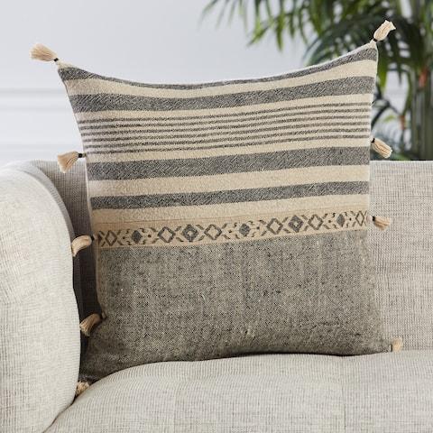 Kimora Stripes Pillow 18 Inch