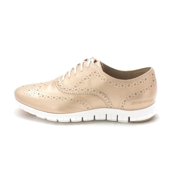 Cole Haan Womens Mareesam Low Top Lace Up Fashion Sneakers - 6