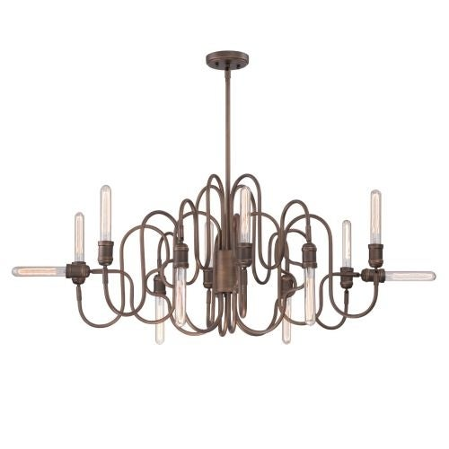 Eurofase Lighting 27998 Briggs 12 Light Chandelier