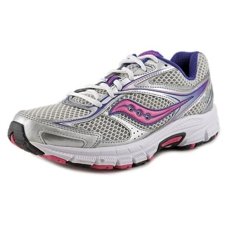 Saucony Grid Cohesion 8 Round Toe Synthetic Running Shoe