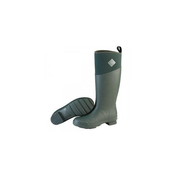 Muck Boots Forest Green Women's Tremont Tall Boot w/ Warm Fleece Lining- Size 10