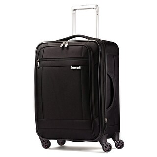 Samsonite Luggage Solyte Spinner 20, Black