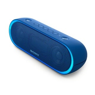 Sony SRS-XB20 Bluetooth Speaker (Blue)