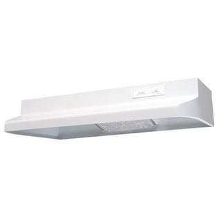 Air King AR130 180 CFM 30 Inch Wide Under Cabinet Range Hood with 2 Speeds and A