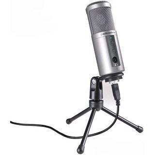 Audio-Technica ATH-ATR2500-USB Cardioid Condenser Microphone