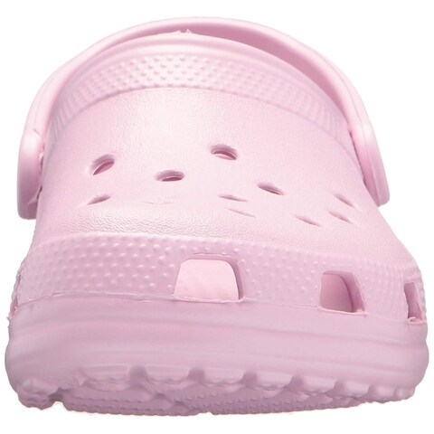 Crocs Womens classic Closed Toe Ankle Strap Clogs