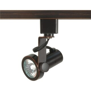 "Nuvo Lighting TH352 Single Light 2-1/4"" High H-Track Track Head"