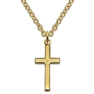 Julieta Jewelry Cross Charm Necklace
