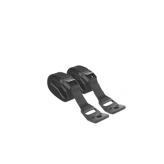 Monoprice Anti-Tip Safety Strap for TV Metal grip buckle for a firm, non-slip grip