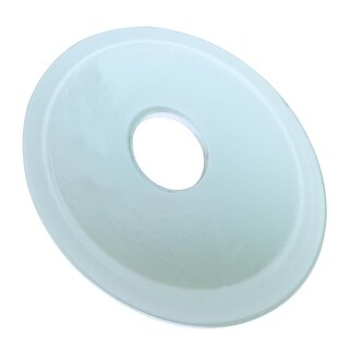 Waterfall Faucet Replacement Glass Disc Plate Teal Green | Renovator's Supply