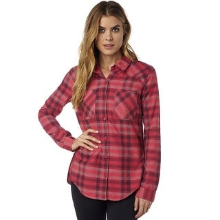 Fox Racing Women's Utilized Long Sleeve Flannel - 19090