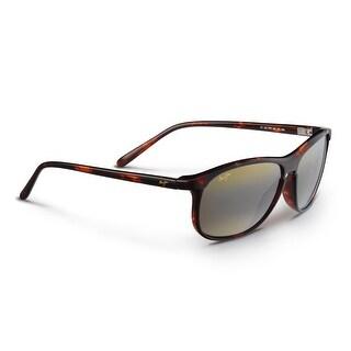 Maui Jim Voyager H178-10 Tortoise HCL Bronze 60MM Sunglasses - Brown