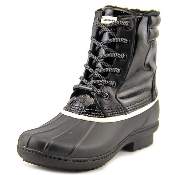 Michael Michael Kors Easton Bootie Women Black Boots