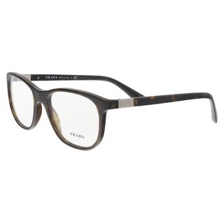 Prada PR 29SV HAQ1O1 Matte Havana Cat Eye Opticals - 54-19-140