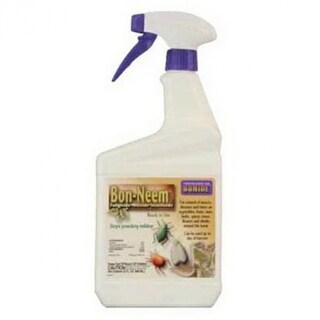 Bonide 025 Bon-Neem Neem Oil Insecticidal Soap, 32 Oz